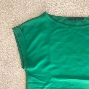ZARA Basic Short Sleeve Shirt